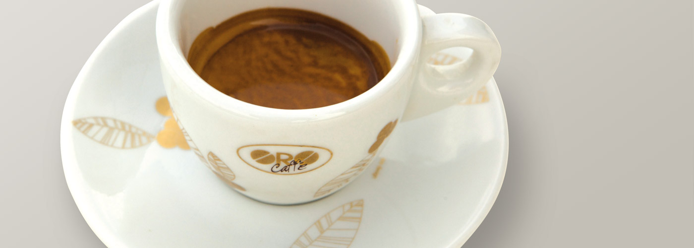 oro caffé kapcsolat