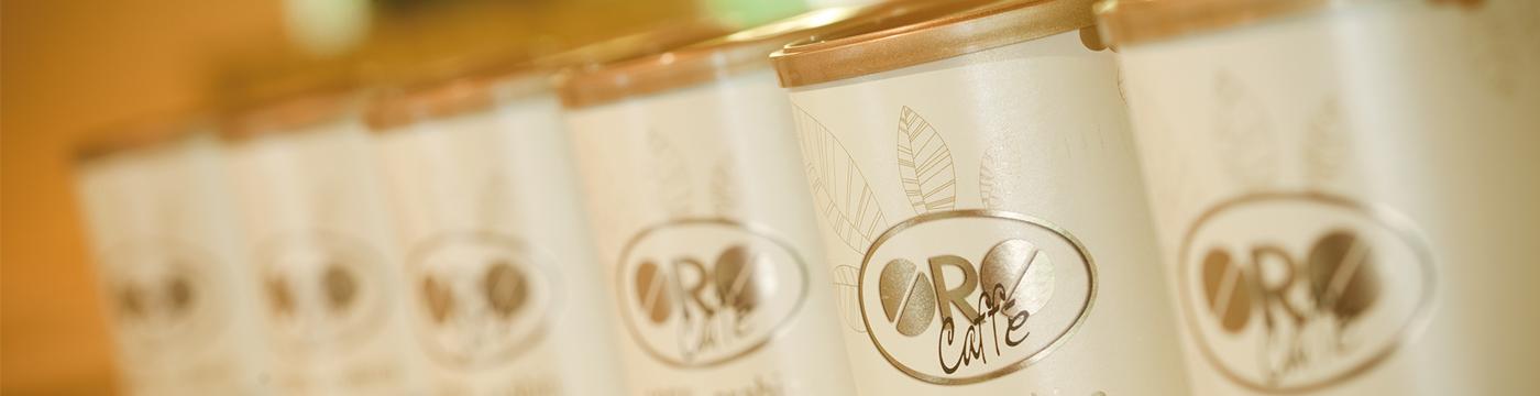 oro caffé bemutatkozó